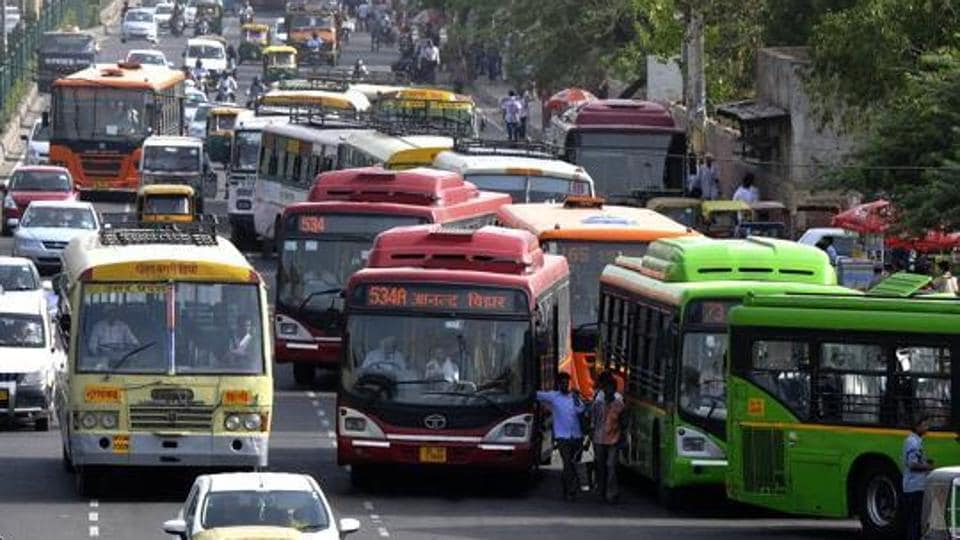 Delhi bus stand,bus stand,bus stop