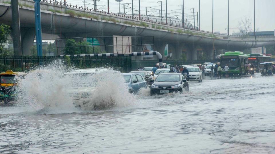 Noida,Rain forecast,Rain warning
