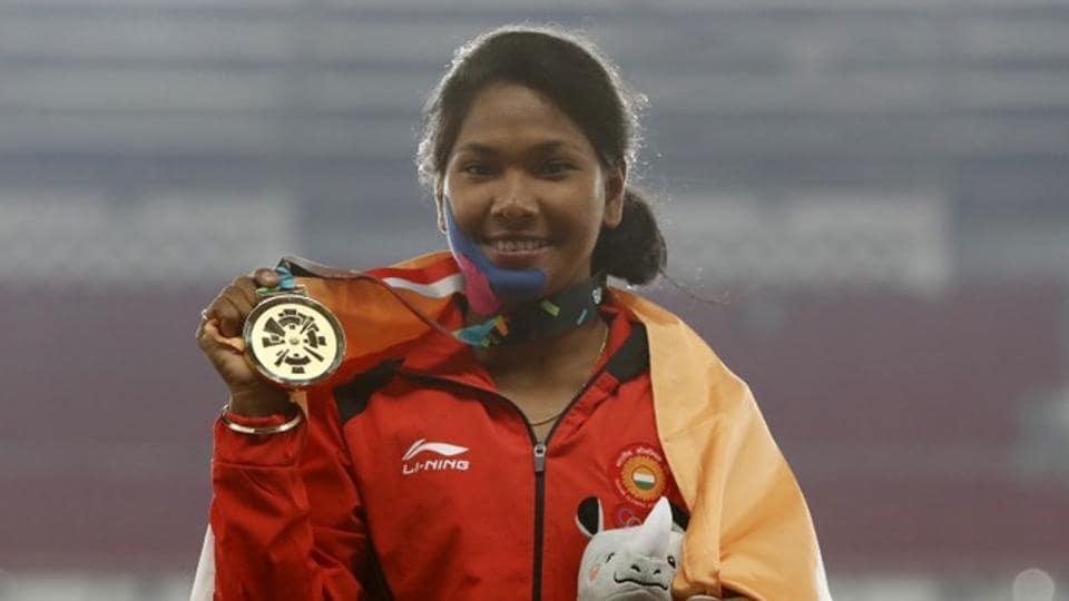 Asian Games,Asian Games 2018,Swapna Barman