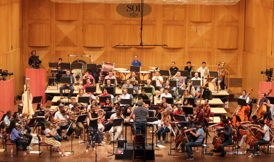 NCPA,Symphony orchestra,SOI