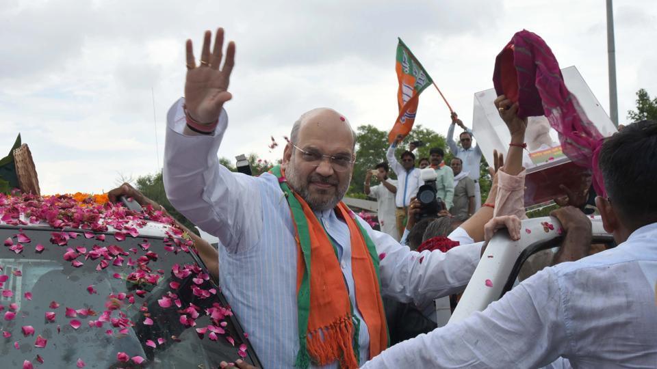 BJP,BJP president,Amit Shah