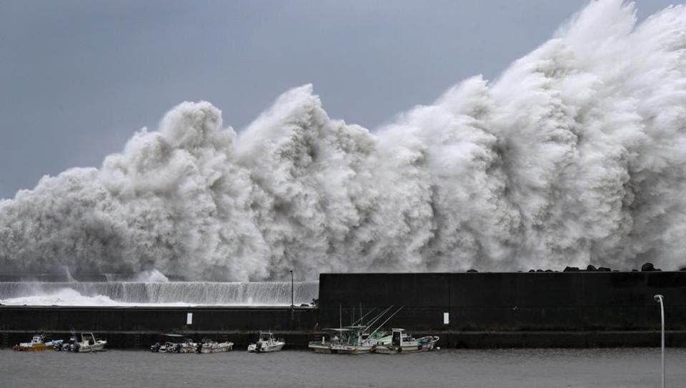 Japan typhoon,Japan storm,Japan