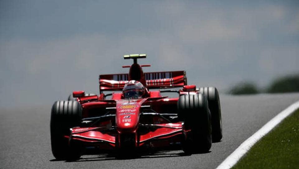 Kimi Raikkonnen,Ferrari,Sebastian Vettel