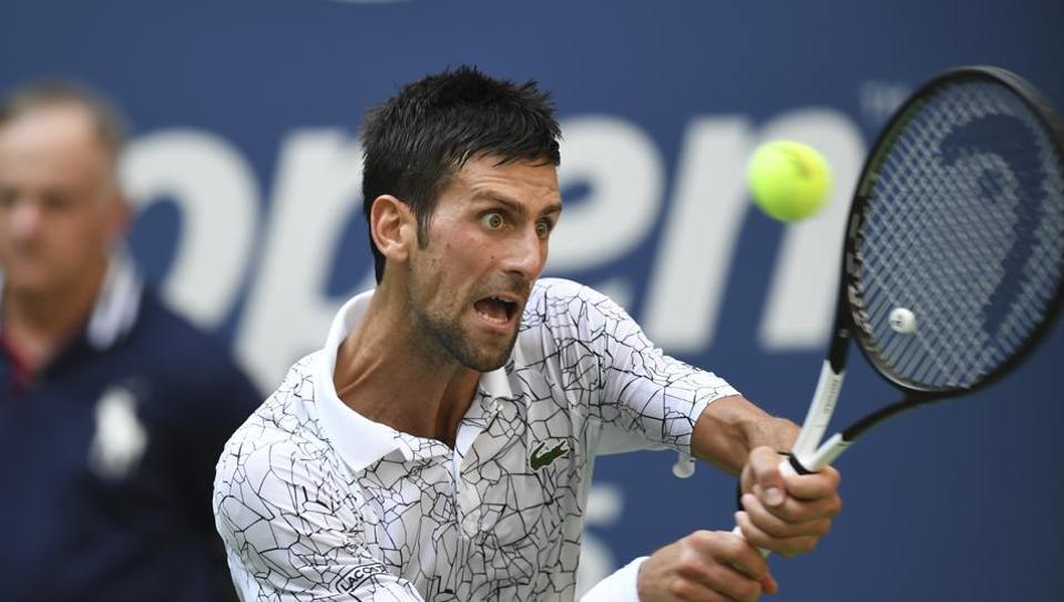 Novak Djokovic,Roger Federer,Joao Sousa