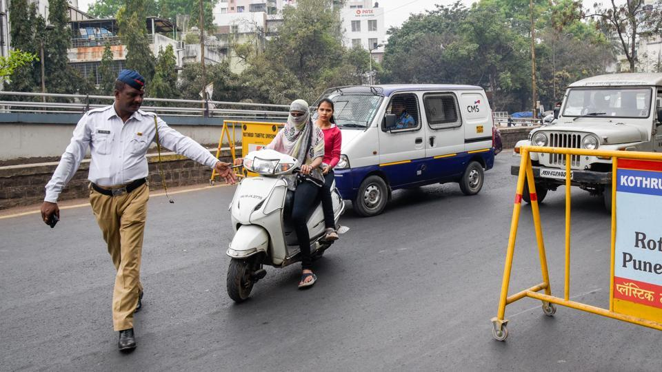 Pune,police,CCTV