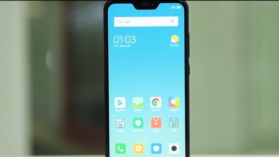 Xiaomi Redmi 6,Xiaomi Redmi 6 Pro,Xiaomi Redmi 6 A