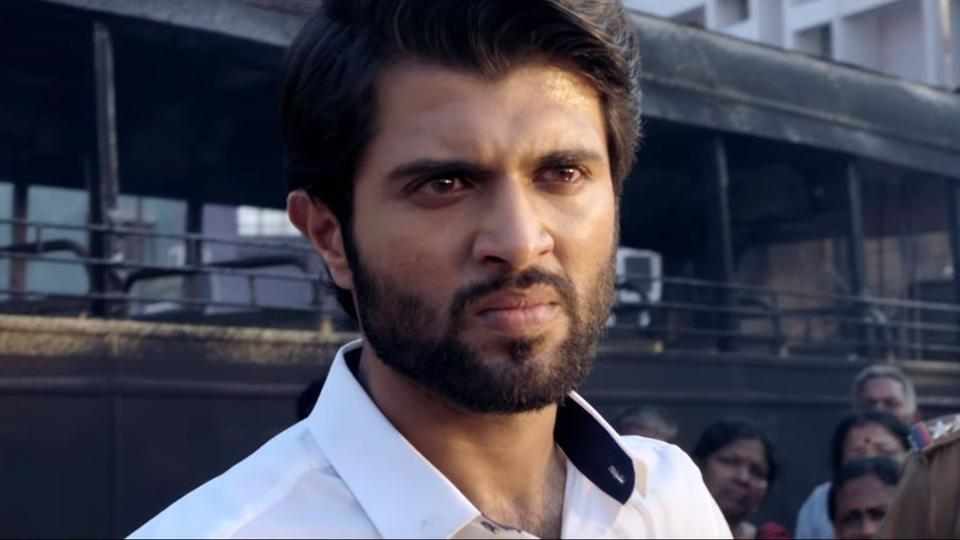 NOTA teaser,Vijay Deverakonda,Vijay Deverakonda Movie