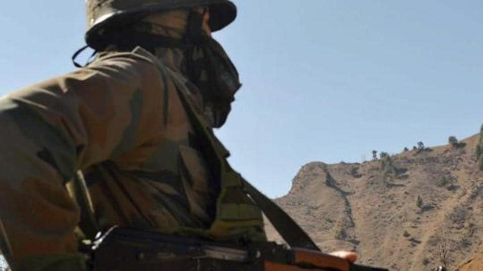 Indian Army,Jammu and Kashmir,Poonch