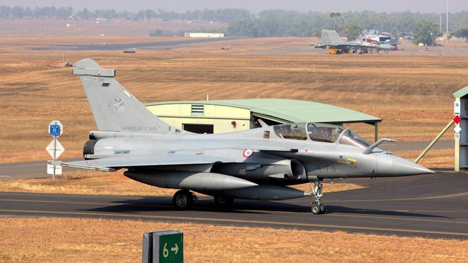 "The Rafale is a beautiful aircraft which will give India ""unprecedented"" combat capabilities, the Indian Air Force said amid escalating controversy over the Rs. 58,000 crore deal. Vice Chief of Air Staff Air Marshal SB Deo also said those criticising the Rafale deal must understand the laid down norms and procurement procedure. (Australian Defence Force / Handout / REUTERS File)"