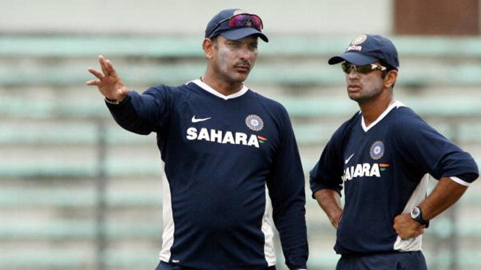 The Cricket Advisory Committee had appointed Ravi Shastri as India's chief coach and added that Zaheer Khan would be the bowling coach while Rahul Dravid would serve as batting consultant for overseas Test tours.