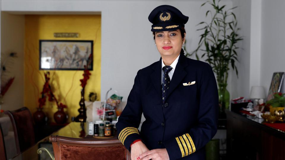 India,Indian aviation sector,Gender study