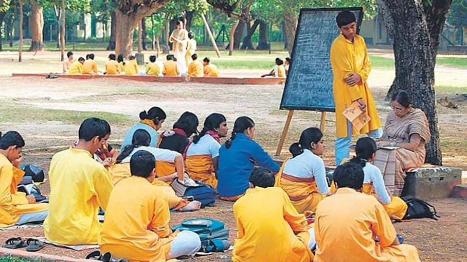 Visva-Bharati,Mitsubishi,Japanese education