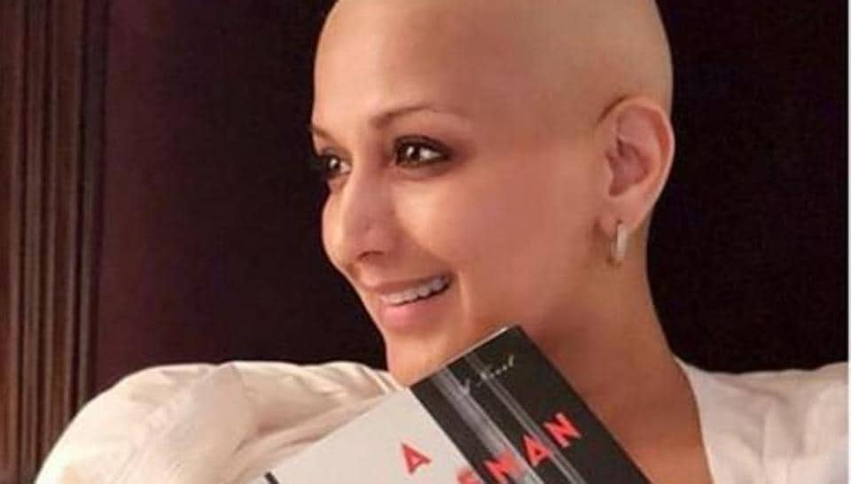 Sonali Bendre has shared a new picture on Instagram.