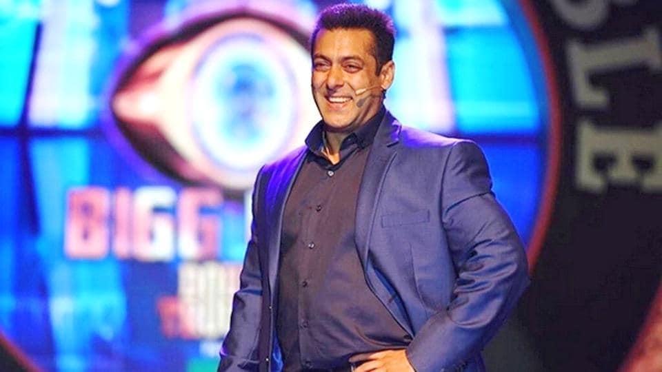 Salman khan,Bigg Boss,Host