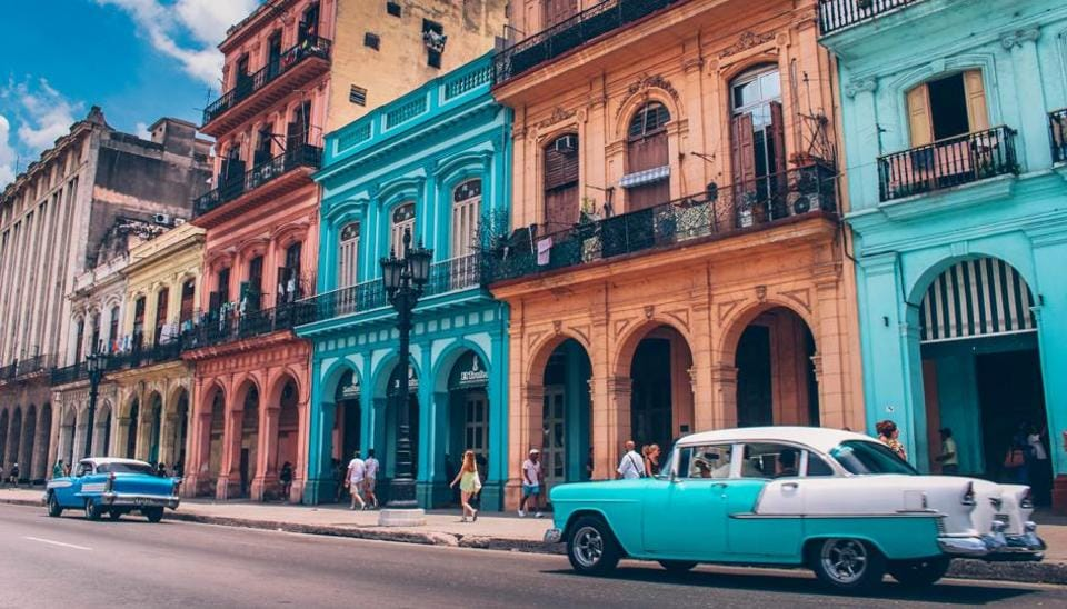 Old Havana in Cuba is dotted with mansions, plazas, vintage cars and salsa on the streets.  Here are some of the other UNESCO cultural sites that you need to visit around the world. (Unsplash )
