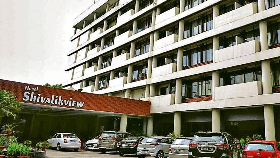 Hotel Shivalikview,Chandigarh,punjab