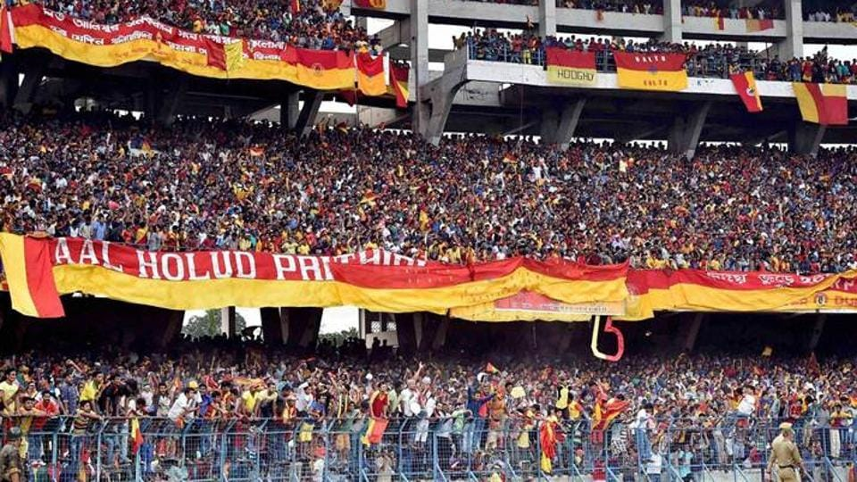 East Bengal's loss gives  edge to the title aspirations of Mohun Bagan.