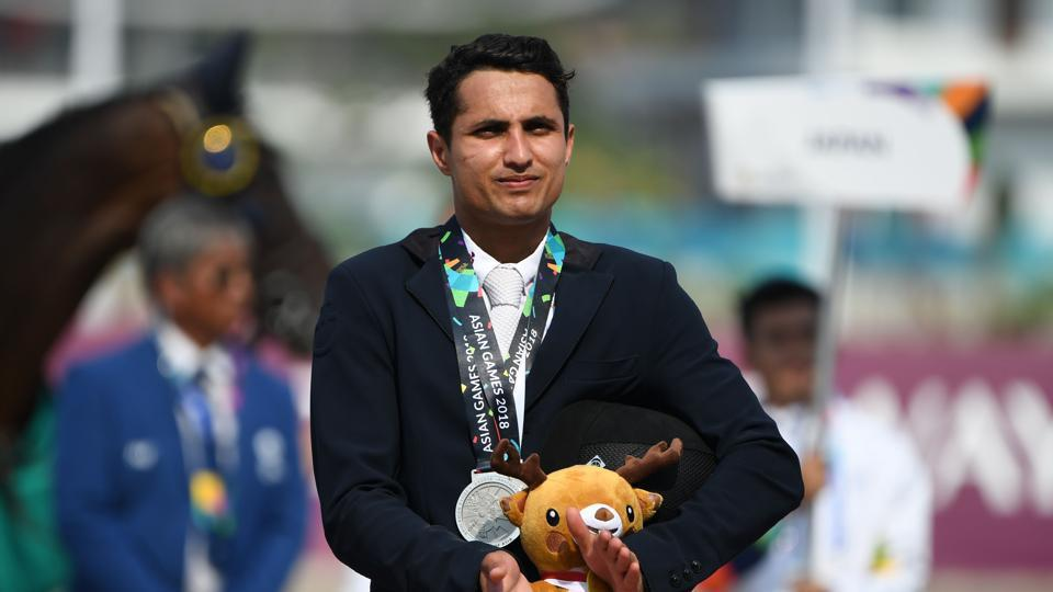 Fouaad Mirza,Asian games,Asian games 2018