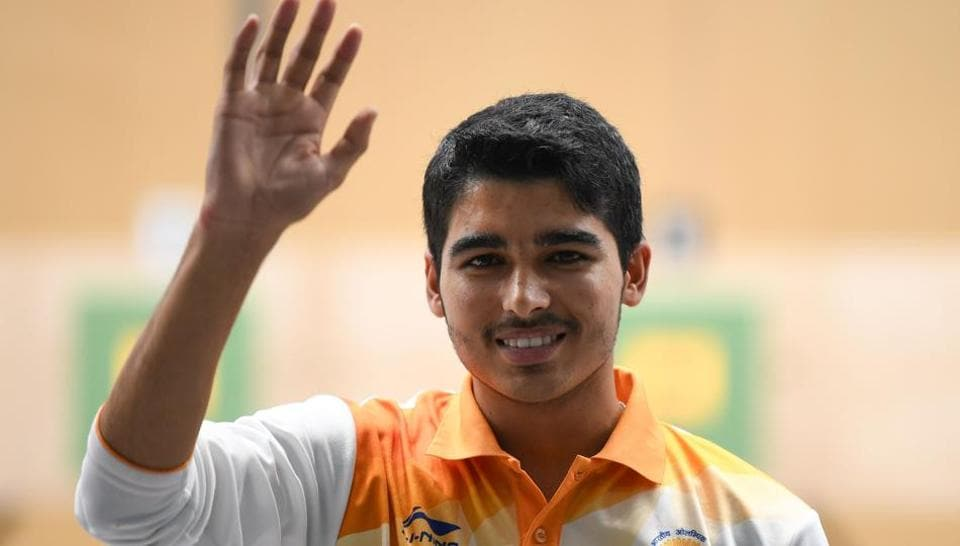 Saurabh Chaudhary,ISSF Shooting World Championship,Shooting