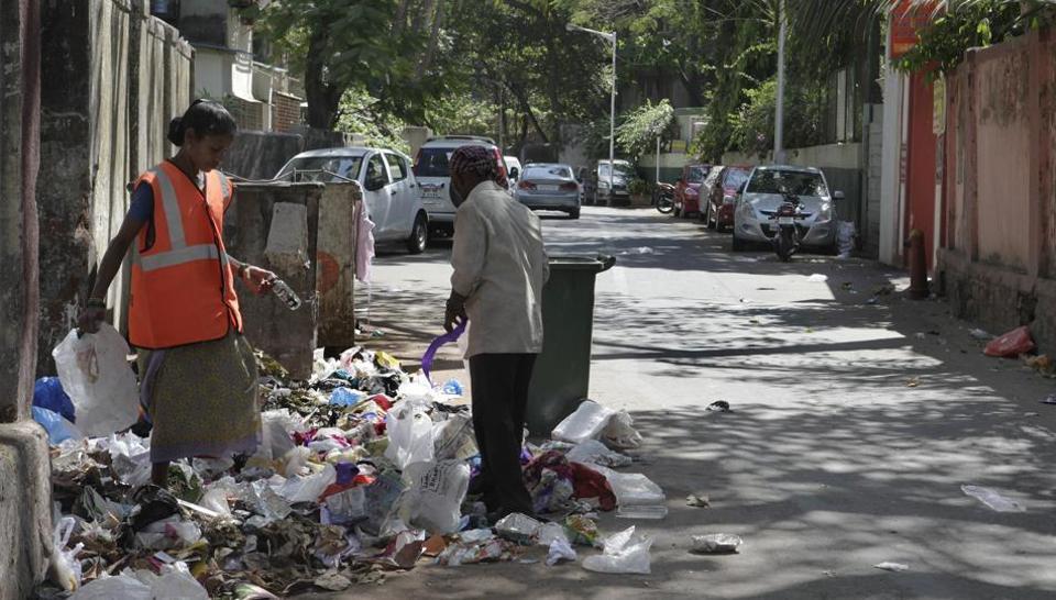 Waste management,Akola,Amravati