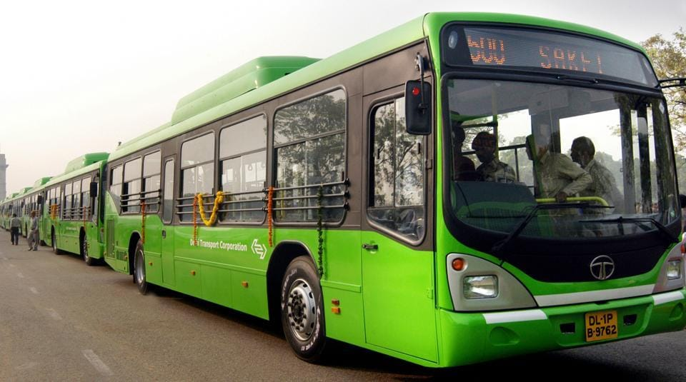 Delhi To Roll Out Hydrogen Enriched Cng Buses Next Year