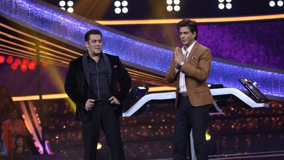 Rani Mukerji,Salman Khan,Shah Rukh Khan