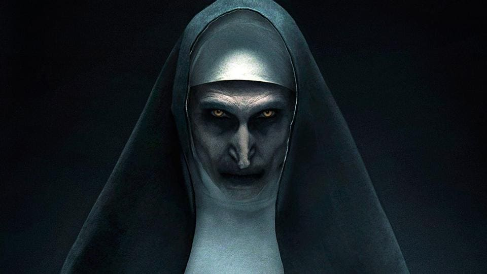 The Nun,Conjuring,Annabelle