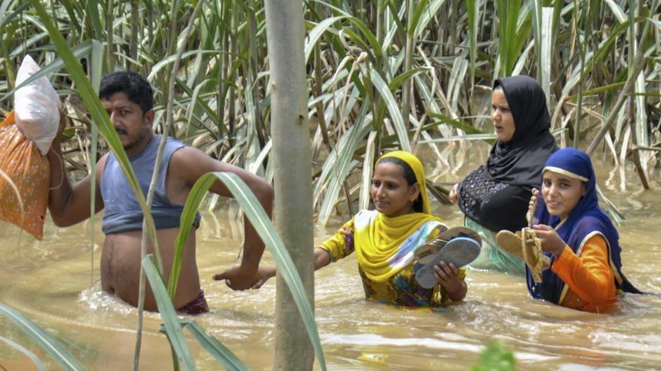 UP floods,kanpur,ganga