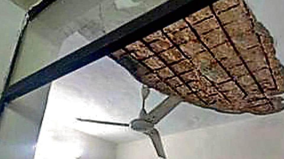 delhi,delhi news,nehru nagar govt quarters