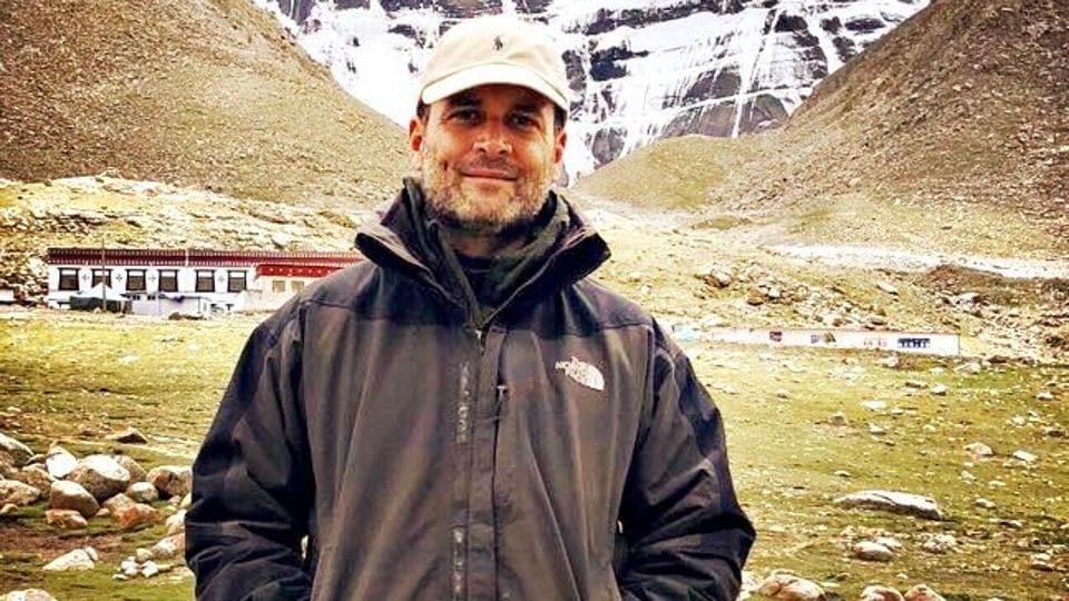 Congress,Rahul Gandhi,Mount Kailash