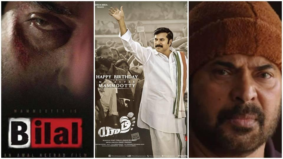 Happy birthday Mammootty: The actor's best films from past