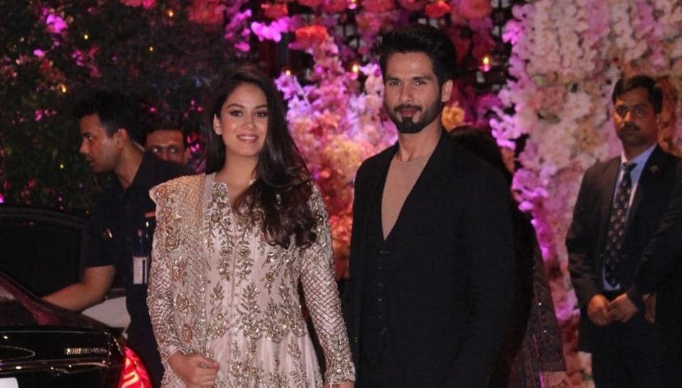 Happy Birthday Mira Rajput: Shahid Kapoor's wife gave birth to a baby boy on Wednesday.