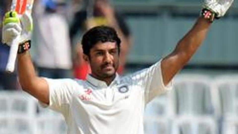 India vs England,England vs India,Karun Nair