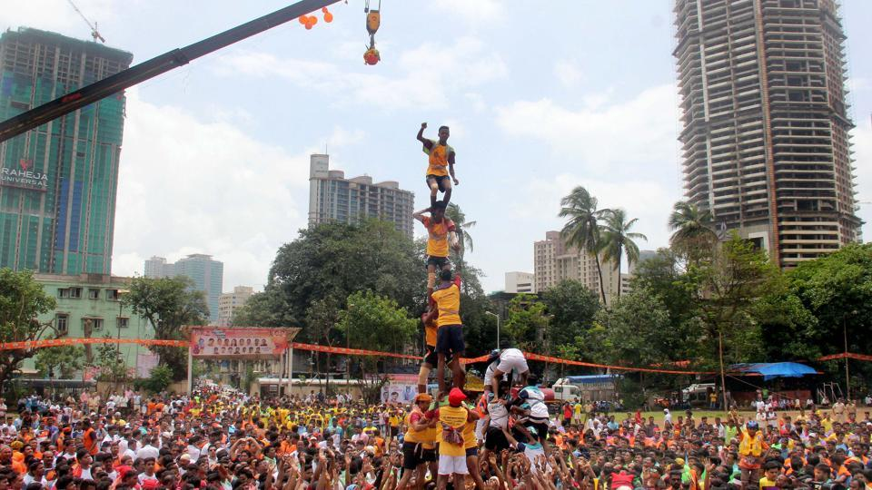 Mumbai,noise pollution,dahi handi