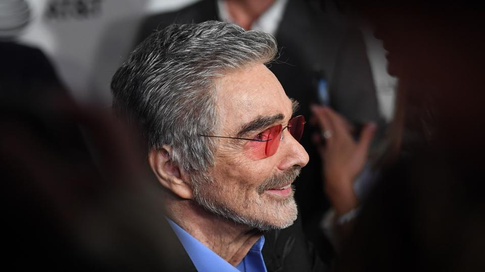 Burt Reynolds,Heart attack,Hard-drinking playboy