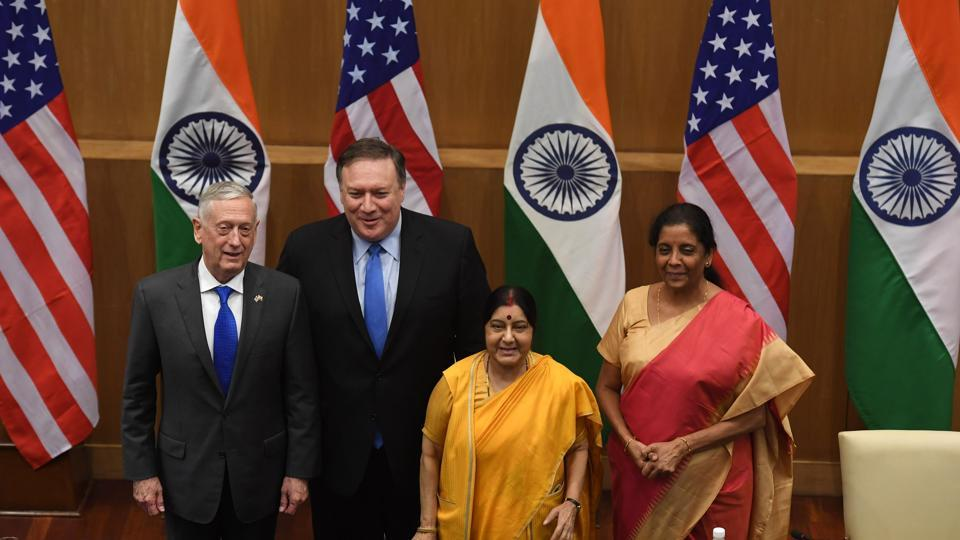 India,US,indo-US defense ties