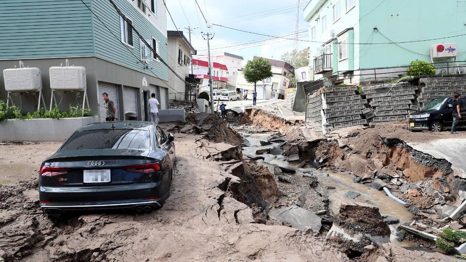 Japan earthquake,Japan landslides,death toll after Japan earthquake