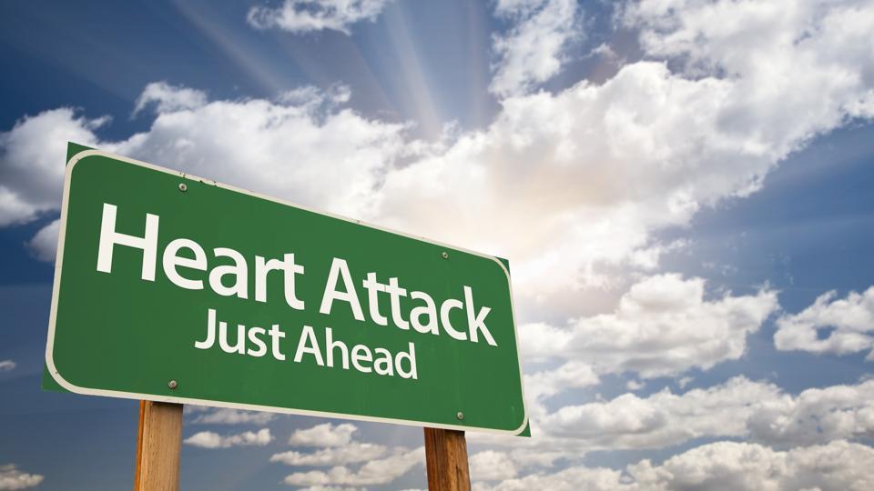 Heart attack,Heart attack study,Study on heart attack