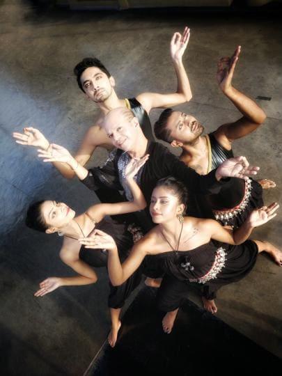 India,Kazakhstan,Spirit of Dance Festival