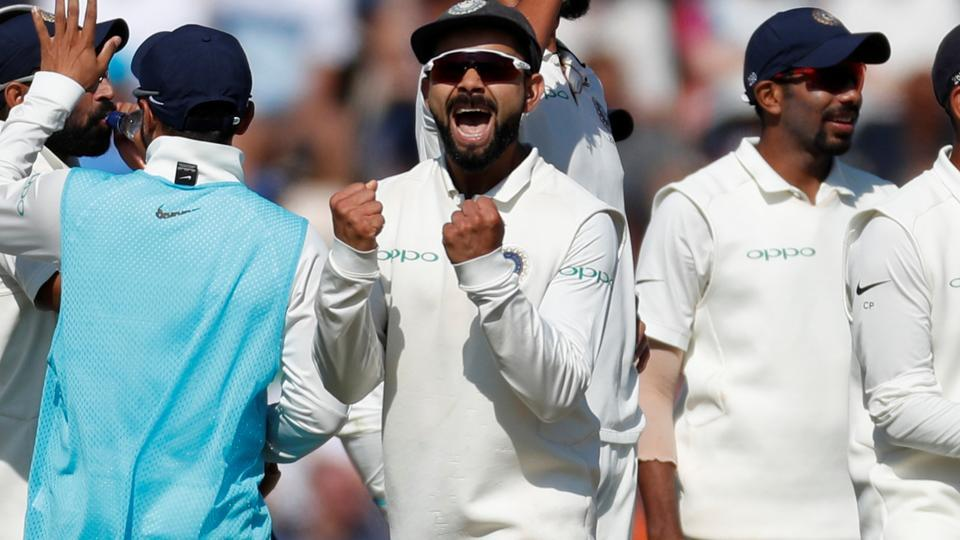 Virat Kohli,Mike Brearley,India vs England