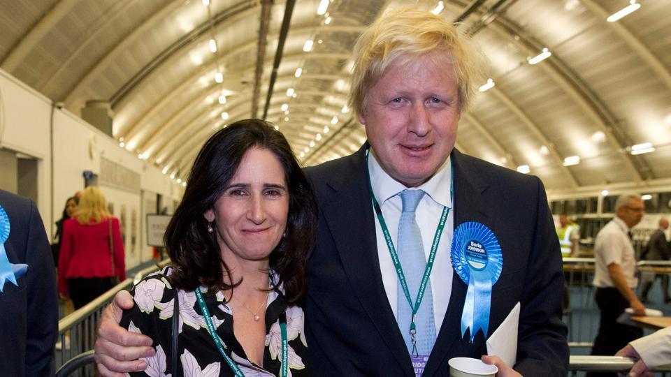Boris Johnson,divorce,indian origin
