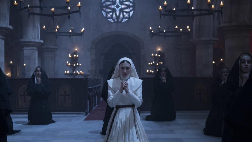 The Nun,The Nun Box Office,The Nun Box Office India