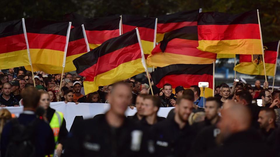Germany,Jewish restaurant attack,Chemnitz