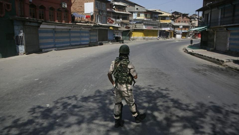 Soldier commits suicide,Samba,Jammu and Kashmir