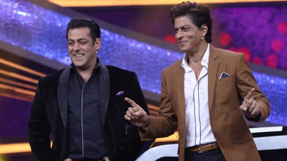 Shah Rukh Khan,Dus Ka Dum,Salman Khan