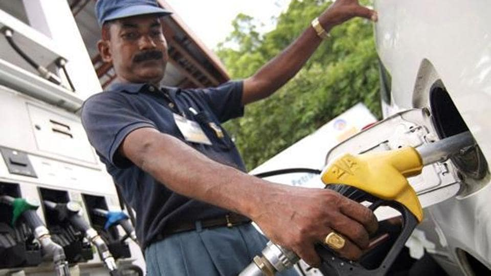 Diesel and petrol prices rise by around 50 paise per litre
