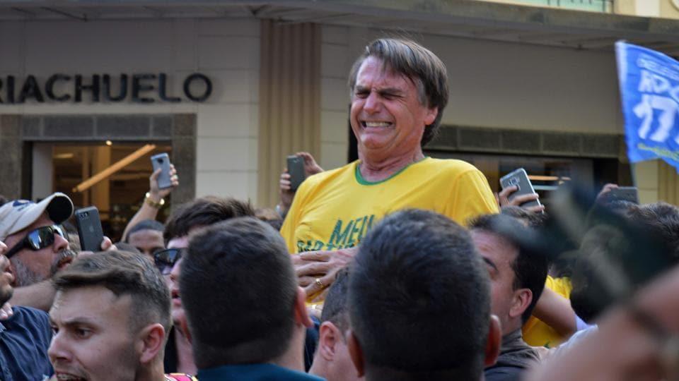 Brazil presidential candidate,Jair Bolsonaro,Adelio Bispo de Oliveira