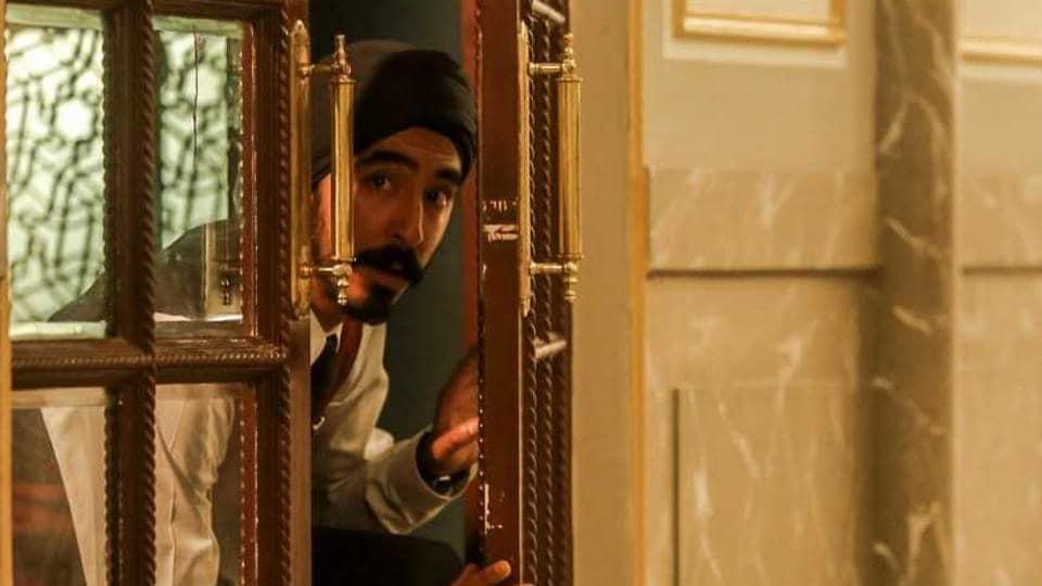 Dev Patel plays a Sikh man in Hotel Mumbai.