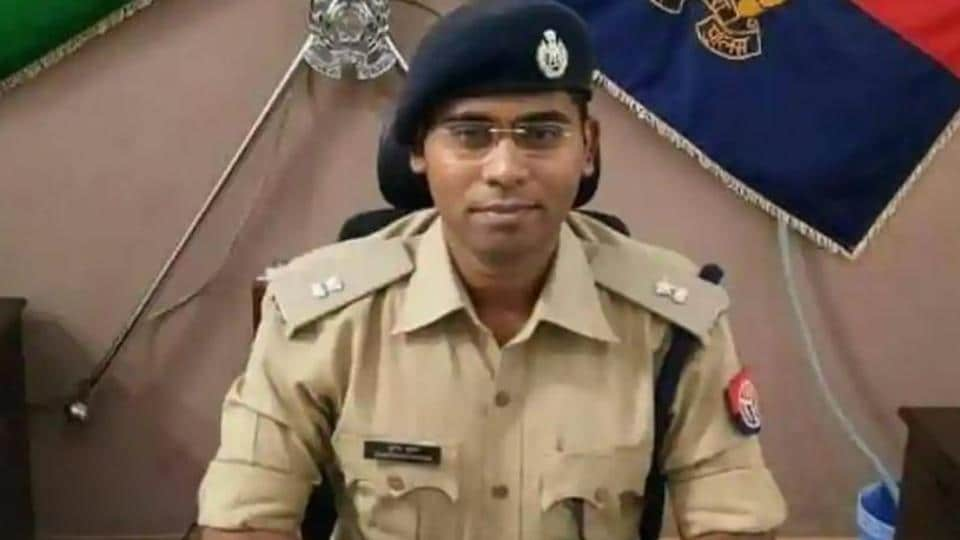 UP IPS officer,Kanpur,IPS officer consumes poisonous substance