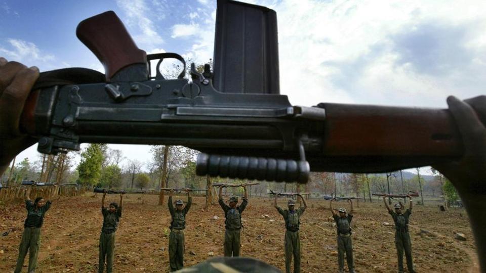 Bastar,Maoism,Naxalites